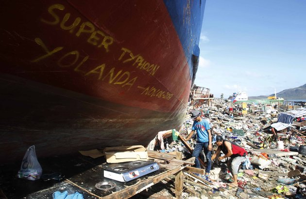 HOW TYPHOON YOLANDA VICTIMS TAUGHT ME TO BECOME A BETTER COACH